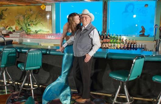 The Sip & Dip Tiki Bar in Great Falls, Montana