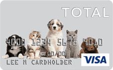 Photo of Total Visa® Card Design Option