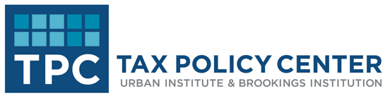 Logo for the Tax Policy Center