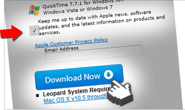 update software 590