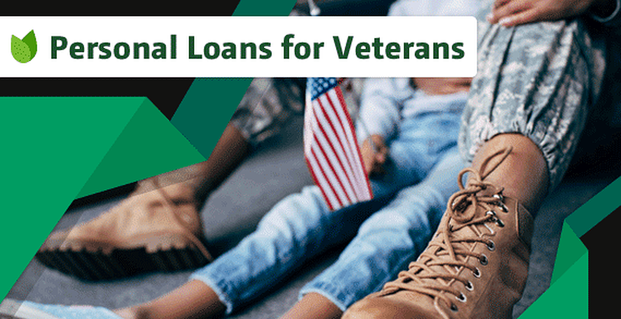 6 Personal Loans for Veterans with Bad Credit
