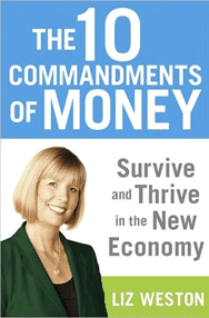 Liz Weston's Book, The 10 Commandments of Money