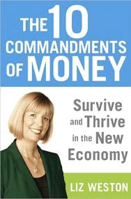 Liz Weston's Book, The 10 Commandments of Money